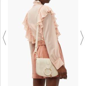See by Chloe Hana small leather cross body bag